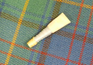 G1 Pipe Chanter Reed
