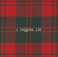 Tartan by the yard (Erskine Red & Green)
