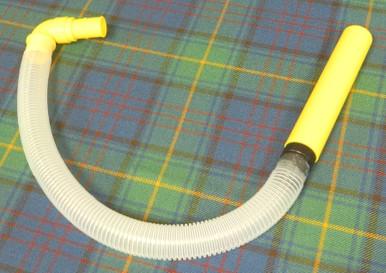 Bagpipe watertrap