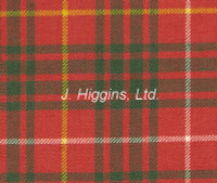 Tartan by the yard (Bruce Red Anc)