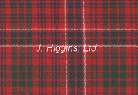 Tartan by the yard (McRae Red Mod)