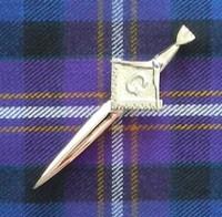 Masonic Kilt Pin