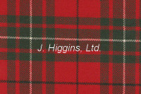 Tartan by the yard (McAuley Red Mod)