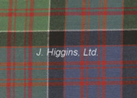 Tartan by the yard (McDonald Clanranald Anc)