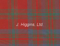 Tartan by the yard (Matheson Red Anc)
