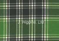Tartan by the yard (McDonald Lord Isles Green)