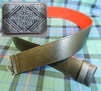 kilt belt