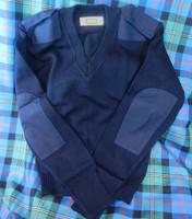 Navy Commando Sweater