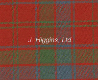 Tartan by the yard (Robertson Red Anc)