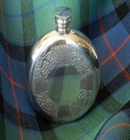 Celtic Sporran Flask