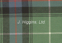 Tartan by the yard (McDonald Isles Htg Anc)