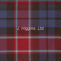 Tartan by the yard (Graham Menteith Red)