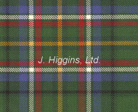 Tartan by the yard (Irish American)