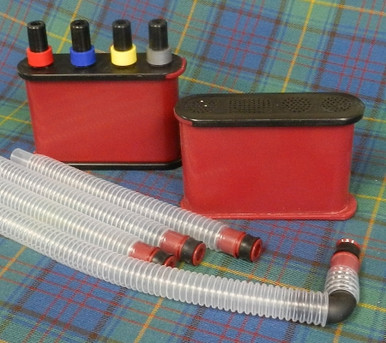 Ross canister system