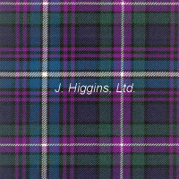 Tartan by the yard (Auld Lang Syne Purple)