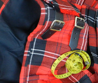 Kilt alteration