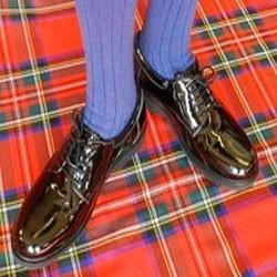 Hi Gloss Honor Guard Shoes