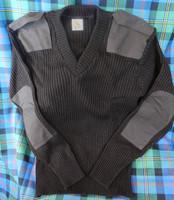 Brown Commando Sweater
