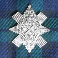 Tulsa Knights of St. Andrew Cap Badge