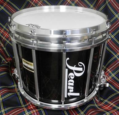 pearl pipe band snare drums j higgins ltd. Black Bedroom Furniture Sets. Home Design Ideas