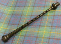 McCallum McC2 Blackwood Solo Chanter