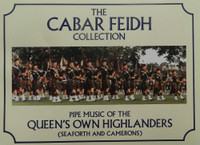 Cabar Feidh Collection of Bagpipe Music