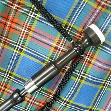 Shepherd Bagpipes S/B style drone upper section