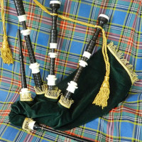 R. T. Shepherd S/3 Bagpipes