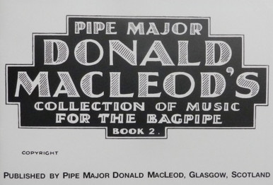 Donald MacLeod's Collection Vol 2