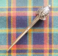 Culloden Kilt Pin chrome