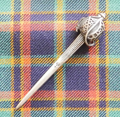 Culloden Kilt Pin Antique Finish