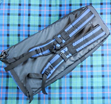 Pipers Choice Bagpipe Carrying Case