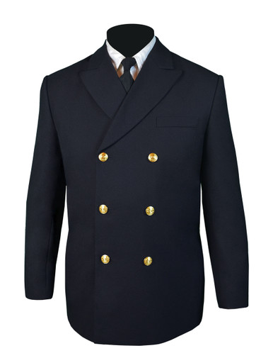 Double Breasted Honor Guard Jacket