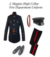J Higgins High Collar Uniform