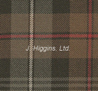 Tartan by the yard (Robertson Htg Wth)