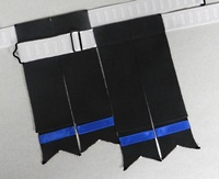 Thin Blue Line Flashes
