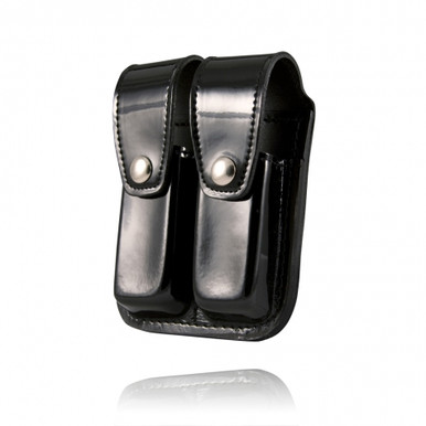 Boston Leather Magazine Holder Clarion High Gloss