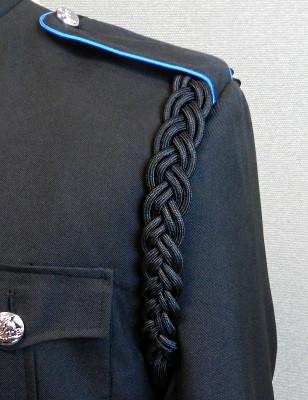 Shoulder Cords Black