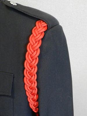 Red Shoulder Cords