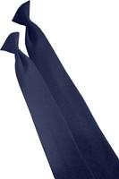 Navy Neck Ties Clip On