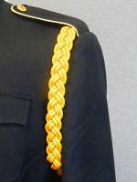 Shoulder Cords Gold