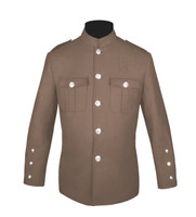 Tan Honor Guard Jacket