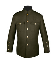 Olive Honor Guard Jacket