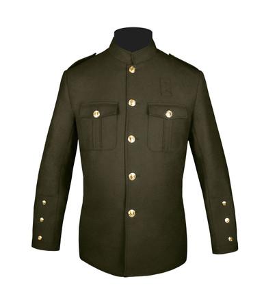 Olive Honor Guard Jacket