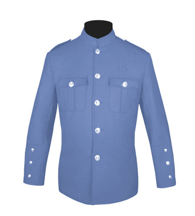 Lt Blue Honor Guard Jacket