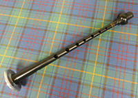 McCallum Pipe Chanter with Celtic Sole