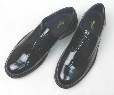High Gloss Honor Guard Shoes