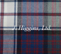 MacDonald Dress Muted Tartan