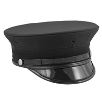 Black Fire Bell Cap