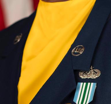 Yellow Ascot